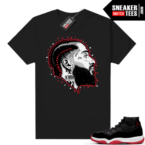Jordan 11 Bred shirt Prolific