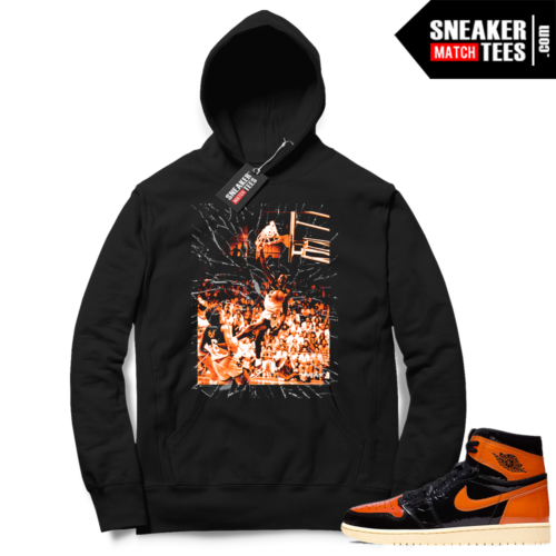 Jordan 1 Shattered Backboard 3 Hoodies MJ Shattered Backboard
