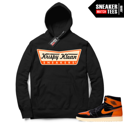 Jordan 1 Shattered Backboard 3 Krispy Klean Sneakers
