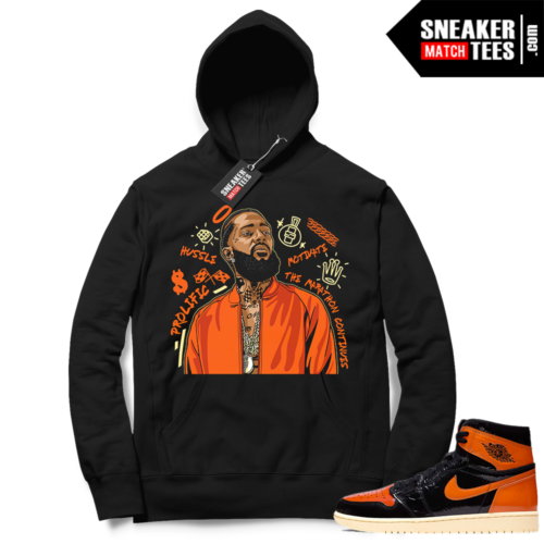 Jordan 1 Shattered Backboard 3 Nipsey Tribute
