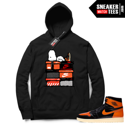 Jordan 1 Shattered Backboard 3 Snoopy Sneakerhead