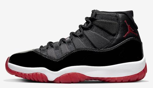 Jordan release date Dec Jordan 11 Bred