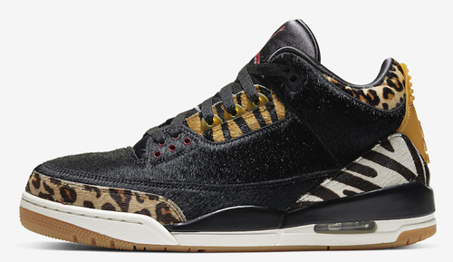 Jordan release dates Dec Jordan 3 Animal
