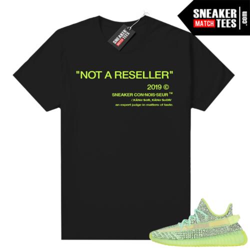 Yeezreel Yeezy 350 shirt black NOT A RESELLER