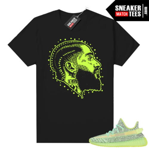 Yeezreel Yeezy 350 shirt black Prolific
