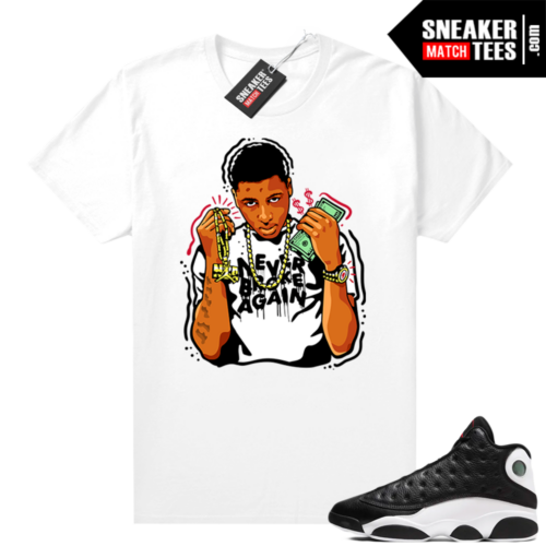 Jordan 13 Reverse He Got Game shirt Young Boy NBA