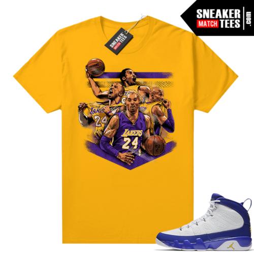 Jordan 9 Kobe Tee