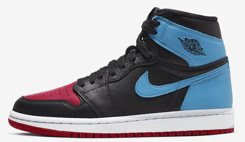 Jordan release dates Feb Jordan 1 UNC to Chicago