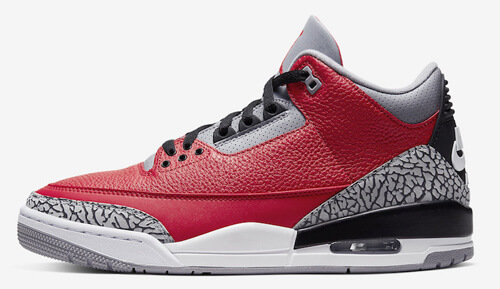 Jordan release dates Feb Red Cement 3s