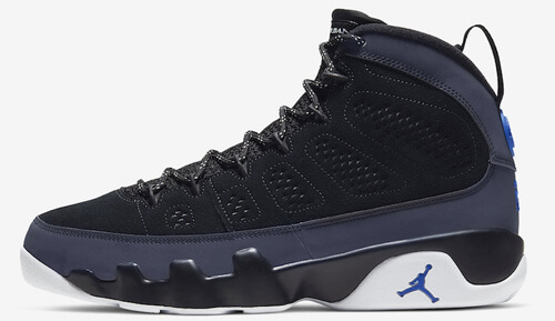 Jordan release dates Jan Racer Blue 9s