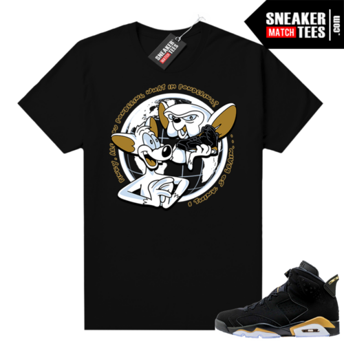 Jordan retro 6 DMP shirt Take Over the Game