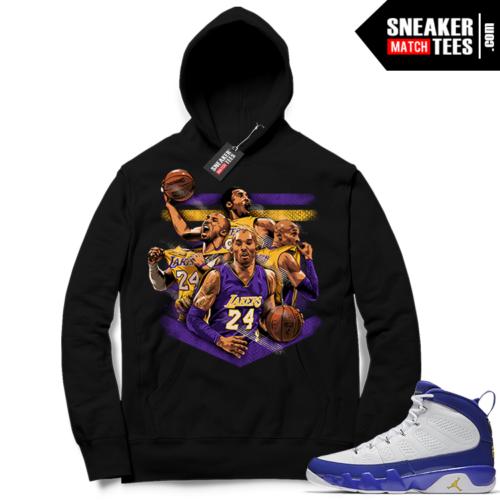 Kobe Bryant Hoodie Black