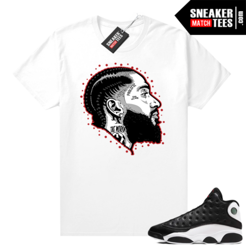 Reverse He Got Game Jordan 13 shirt Prolific