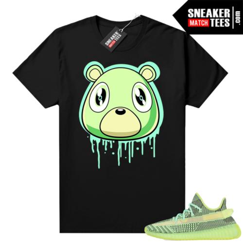 Yeezreel Yeezy 350 shirt black Bear Drip
