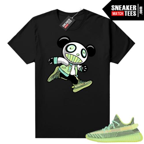 Yeezreel Yeezy 350 shirt black Sneaker Panda