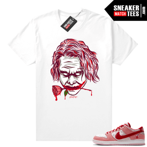 Nike SB Dunk Low StrangeLove shirt Joker