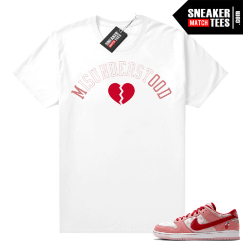 Nike SB Dunk Low StrangeLove shirt Misunderstood