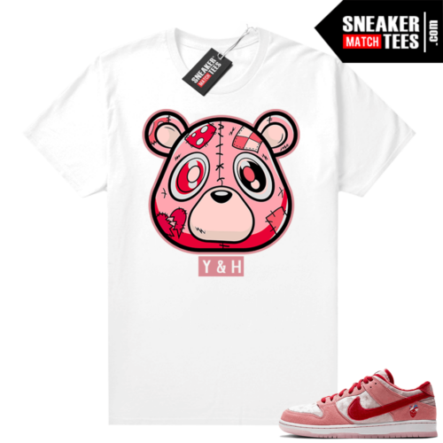 Nike SB Dunk Low StrangeLove shirt Y&H Bear