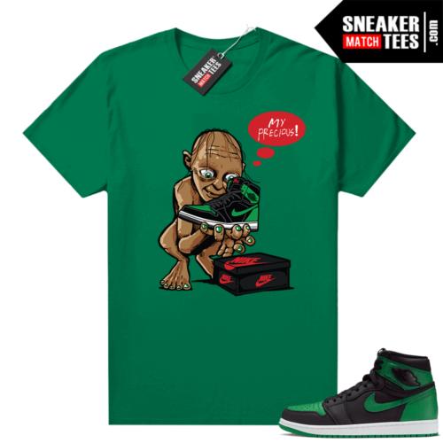 Pine Green 1s shirt My Precious