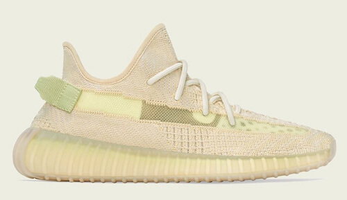 Yeezy Release dates Flax