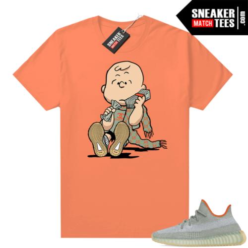 Desert Sage 350 Yeezy shirts Orange Designer Charlie