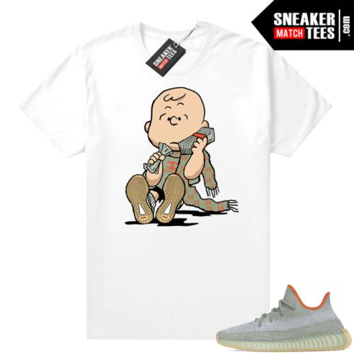 Desert Sage 350 Yeezy shirts White Designer Charlie