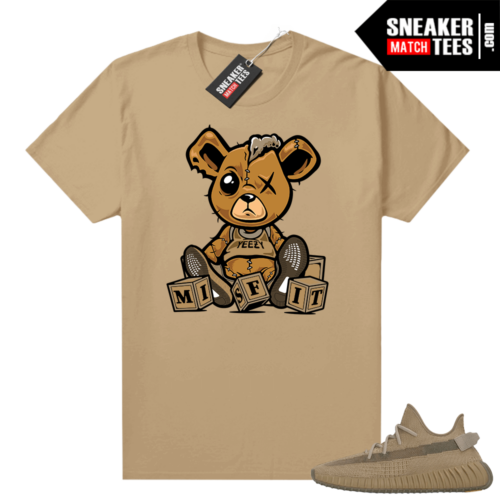 Earth Yeezy shirt Misfit Teddy
