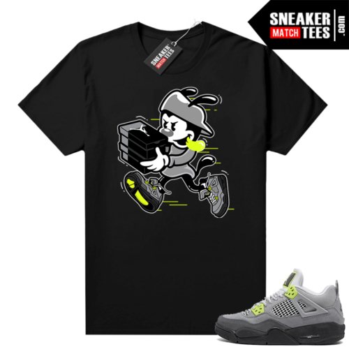Jordan 4 Neon Air Max 95 shirts Black Double Up