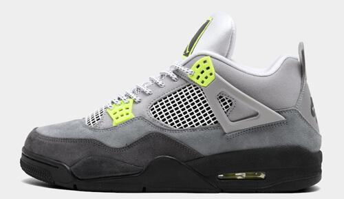 Jordan release dates March Jordan 4 Neon Air Max 95