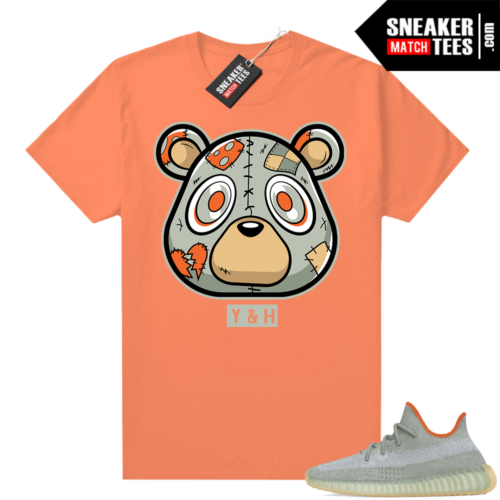 Match Desert Sage 350 Heartless Bear shirt Orange