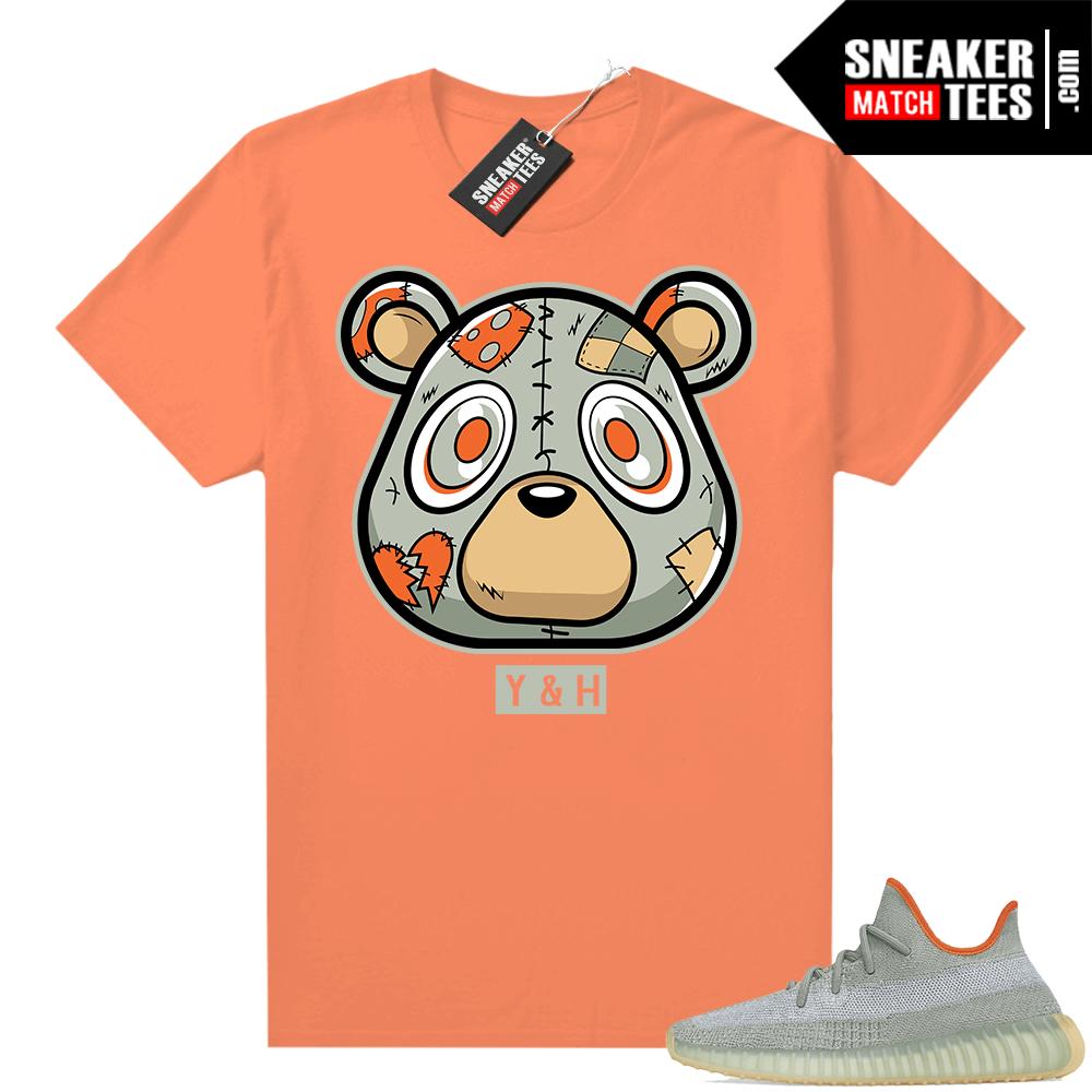 Match Desert Sage 350 Heartless Bear shirt Orange