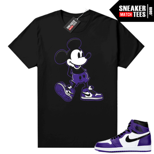Sneaker-shirts-Court-Purple-1s-2-0-Black-Sneakerhead-Mickey