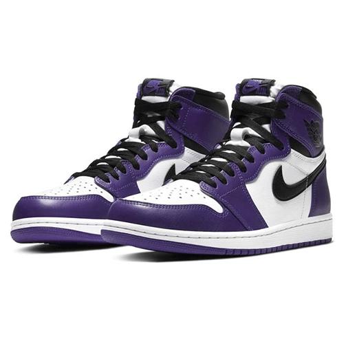 Sneaker tees Court Purple 1s
