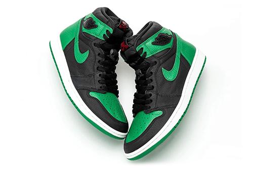 Sneaker tees Pine Green 1s Shirts to match Jordans Pine Green