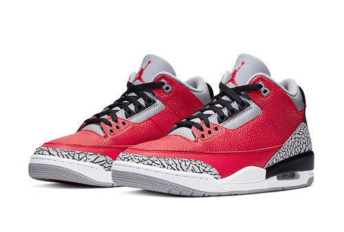 Sneaker tees Red Cement 3s Shirts to match Jordans Red Cement