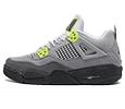 Sneaker tees shirts to match Jordans 4 Neon