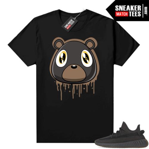 Yeezy shirt Cinder 350 V2 Black Bear Drip