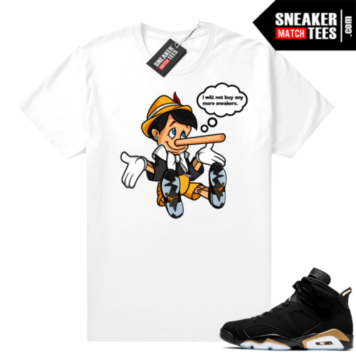 DMP 6s Graphic Tees I will not Buy