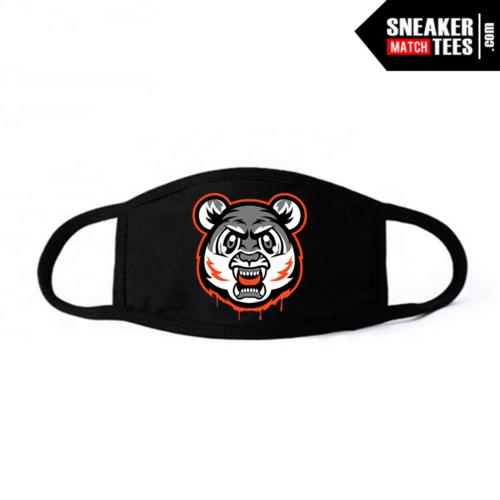 Face Mask Black Beluga Yeezy Tiger Gang