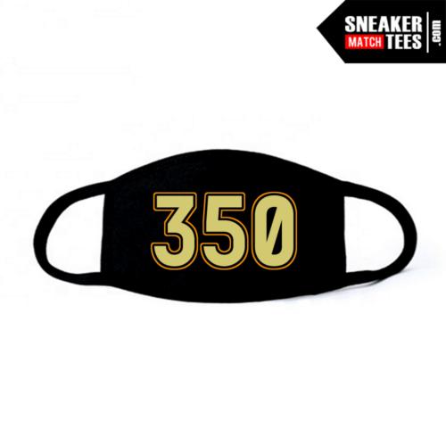 Face Mask Black Marsh Yeezy 350