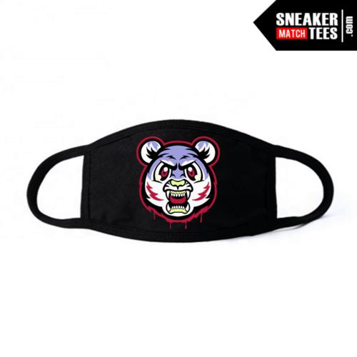 Face Mask Black Yecheil Yeezy Tiger Gang