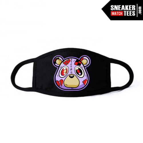 Face Mask Black Yeezy Yecheil 350 Heartless Bear