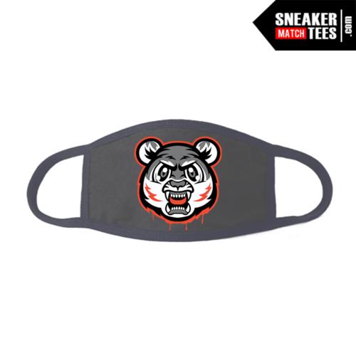 Face Mask Grey Yeezy Beluga Tiger Gang