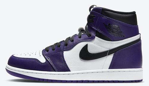Jordan release dates April 2020 Court Purple 1s