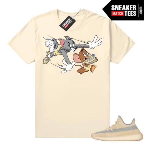 Linen 350 V2 Yeezy T-shirt Finesse