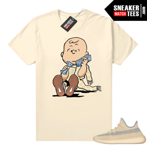 Linen 350 V2 Yeezy shirt Designer Charlie
