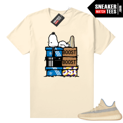 Linen 350 V2 Yeezy shirt Sneakerhead Snoopy