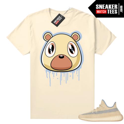 Linen 350 Yeezy t-shirt Bear Drip