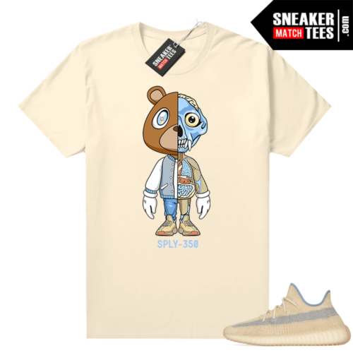 Linen Yeezys 350 shirt Bear Anatomy