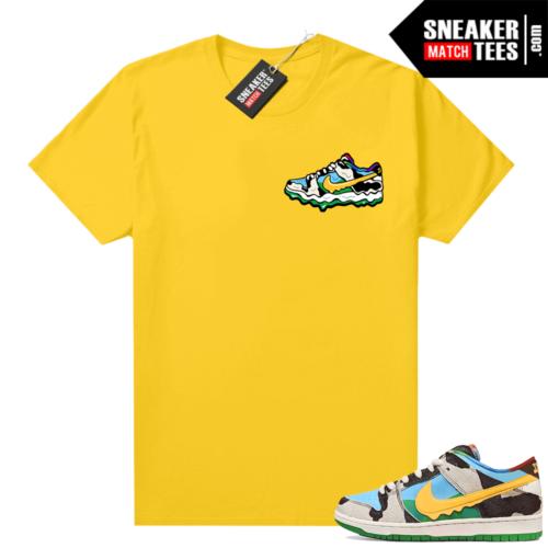 Nike Dunk SB Chunky Dunky shirt